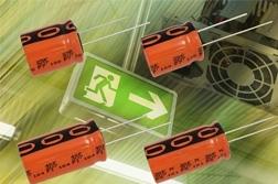 Vishay发布新款双层储能电容器