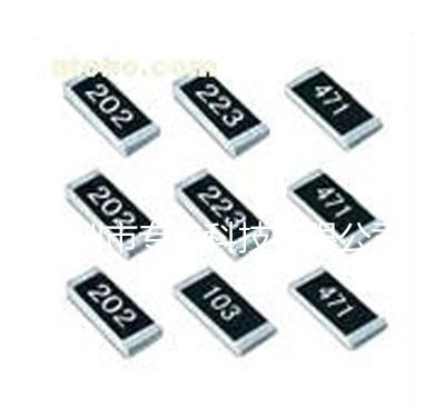 厚声贴片电阻0603