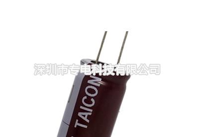 台容电解电容VT SERIES