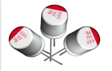 华冠插件固态电容