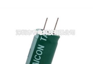 台容电解电容HR series
