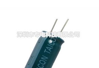 台容电解电容PZ(PW) series